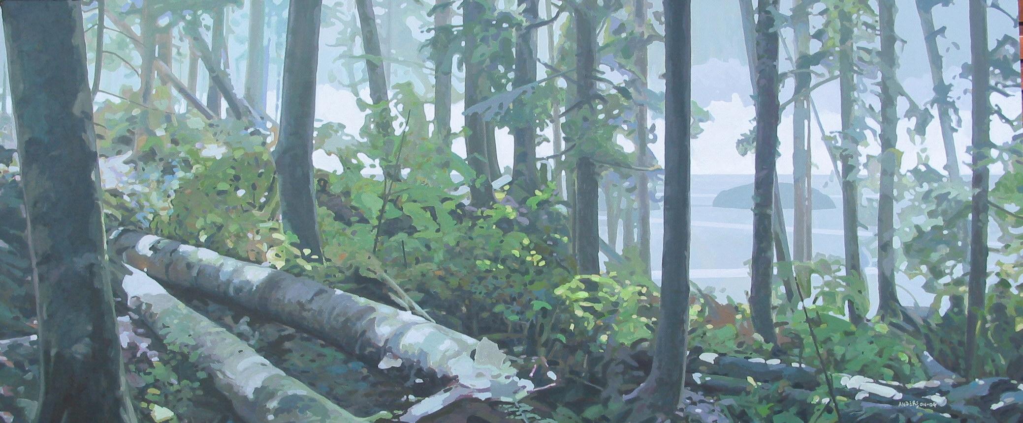 Clayton Anderson, Clayton Anderson Art, J Clayton Anderson, J Clayton Anderson Art, Artist, West Coast Artist, West Coast, West Coast Art, Canadian Art, Canadian Artist, Landscape Artist, Canadian Landscape Artist, Acrylic, Acrylic Painting,