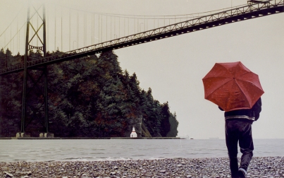 Clayton Anderson, Clayton Anderson Art, J Clayton Anderson, J Clayton Anderson Art, Artist, West Coast Artist, West Coast, West Coast Art, Canadian Art, Canadian Artist, Landscape Artist, Canadian Landscape Artist, Acrylic, Acrylic Painting, First Narrows, Lions Gate, Lions Gate Bridge,
