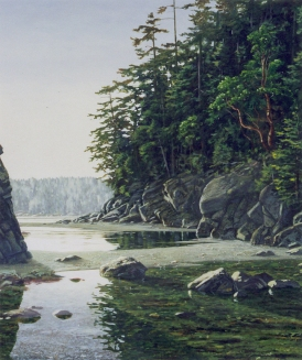 Clayton Anderson, Clayton Anderson Art, J Clayton Anderson, J Clayton Anderson Art, Artist, West Coast Artist, West Coast, West Coast Art, Canadian Art, Canadian Artist, Landscape Artist, Canadian Landscape Artist, Acrylic, Acrylic Painting, Seascape, Seascape Painting,