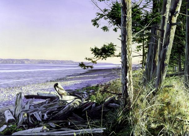 Rebecca Spit, Quadra Island