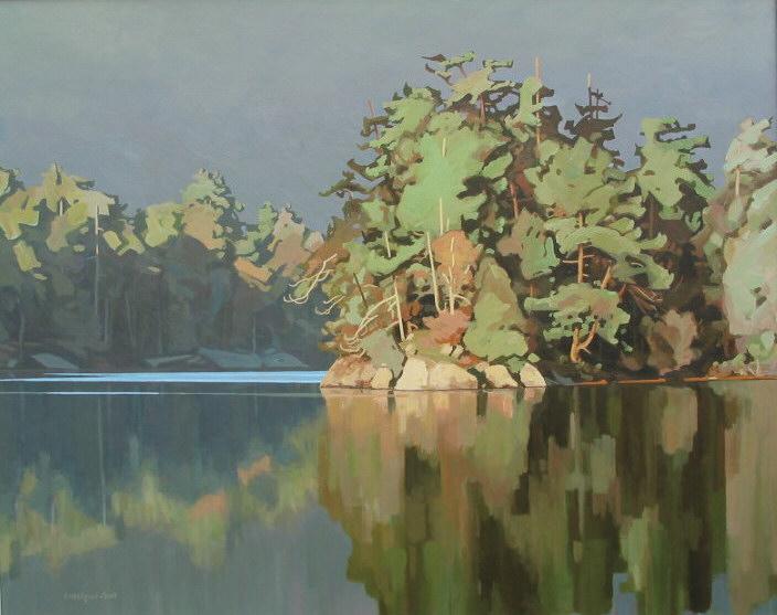 Calm Mornng - Decourcy Island