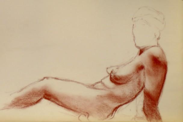reclining figure 2