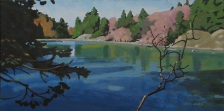 Shadows in the Cove 8x16 $1550